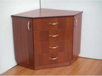 Комод 4 угловой - Мебельная фабрика «Интерьер»