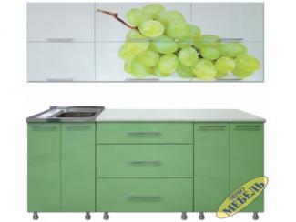 Кухня прямая 39 - Мебельная фабрика «Трио мебель»