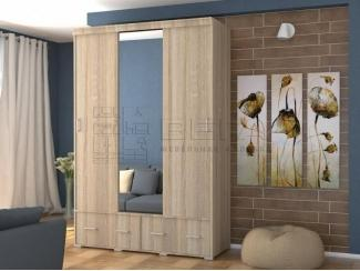 Шкаф-купе 3-х створчатый Клио 2 - Мебельная фабрика «Вега»