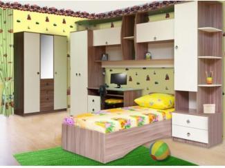 Детская Ассоль-15 - Мебельная фабрика «Сибирь»