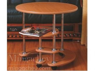 Стол журнальный 39 60 - Мебельная фабрика «MINGACHEV»