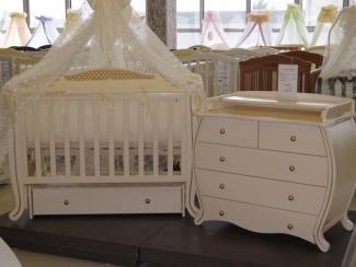 Детская кроватка Подушечка - Мебельная фабрика «Няня», г. Краснодар