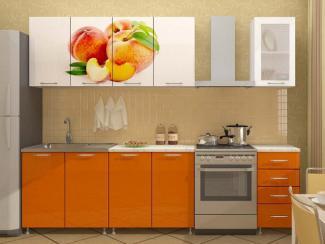 Кухня с фотопечатью - Мебельная фабрика «МиФ»