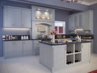 Кухня Монтана массив - Мебельная фабрика «АСТ-мебель»