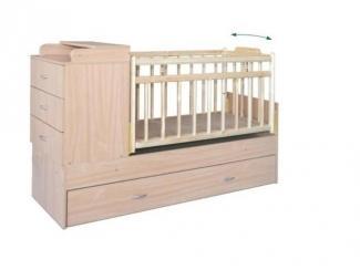 Кровать Малыш-7 - Мебельная фабрика «КорпусМебель»