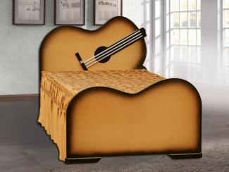 Кровать Анабель 14 - Мебельная фабрика «Брянск-мебель»