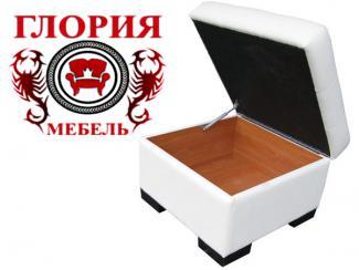 Пуфик Глория-19 - Мебельная фабрика «Глория»