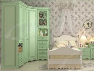 Детская «Прованс» - Мебельная фабрика «Ладос-мебель»