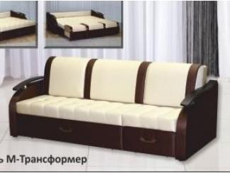 Диван прямой Тополь-М - Мебельная фабрика «Аккорд», г. Владимир