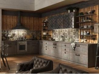 Кухонный гарнитур Mix - Мебельная фабрика «Трио»