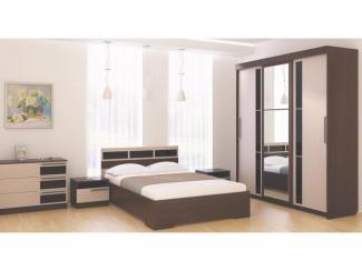 Спальный гарнитур Эдем-2 - Мебельная фабрика «Северная Двина»