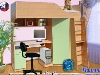 Удобная мебель для детской Малыш 3 - Мебельная фабрика «Грааль», г. Пенза
