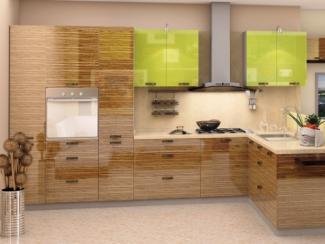 кухня угловая Джелато (Presto)