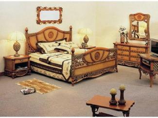 Спальный гарнитур - Мебельная фабрика «Мебелла», г. Краснодар