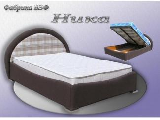 Кровать Ника - Мебельная фабрика «ВЭФ»