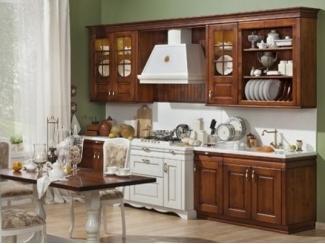 Кухня в стиле прованс Карина  - Мебельная фабрика «Экомебель», г. Москва
