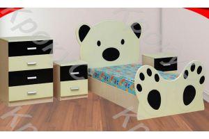 Детская мебель Медвежонок - Мебельная фабрика «Крокус»