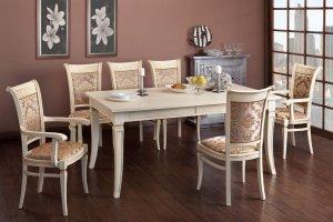 Стол Сенатор стулья и кресла Сенатор - Мебельная фабрика «Нео Кухни»