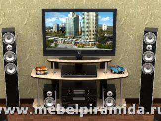 Тумба для телевизора ТВ-3 - Мебельная фабрика «Пирамида»