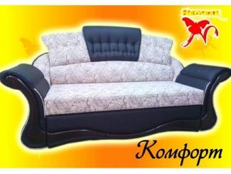 Мягкий диван Комфорт 2 - Мебельная фабрика «Натали»
