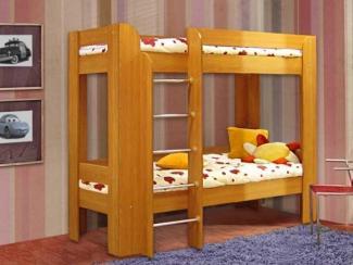 детская кровать 2х ярусная 5 - Мебельная фабрика «Элфис»