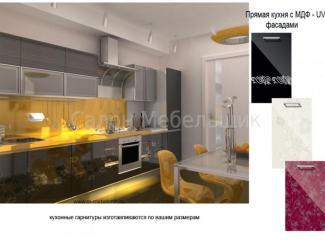Кухня МДФ - Мебельная фабрика «Мебельщик»
