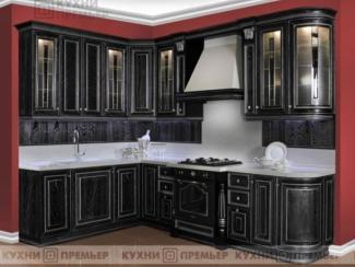 Кухня Вирджиния - Мебельная фабрика «Кухни Премьер»