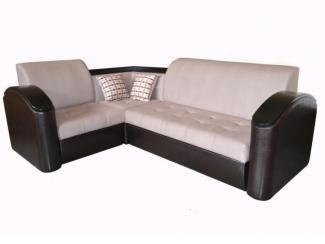Комфортный угловой диван Парус 2 - Мебельная фабрика «Галактика»