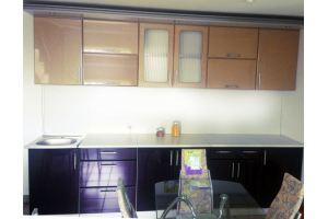 Кухня Индиго из ЛДСП металлик - Мебельная фабрика «Фалькон»
