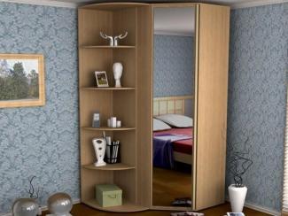 Шкаф купе угловой - Мебельная фабрика «Янтарь»