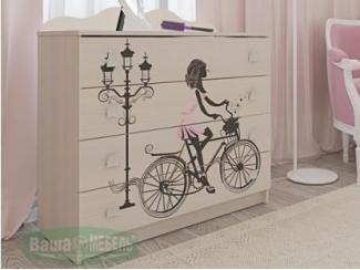 Комод для детской  - Мебельная фабрика «Ваша мебель»