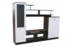 Стенка Мини-3 МДФ - Мебельная фабрика «Мебельный Арсенал»