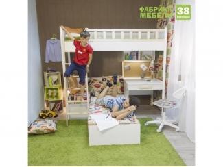 Детская Феникс вариант 2 - Мебельная фабрика «38 попугаев»