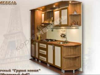 Кухонный гарнитур прямой Груша