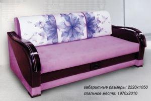 Диван прямой Престиж-4 - Мебельная фабрика «Magnat»