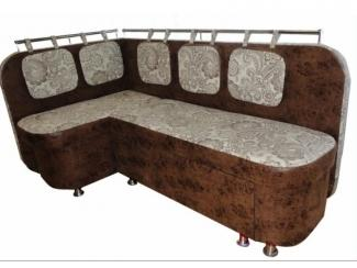Кухонный угловой диван Ниагара 4К - Мебельная фабрика «Ниагара»