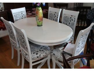 Мебельная выставка Ялта (Крым): обеденная зона