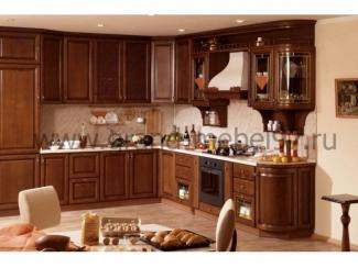 Кухня массив 010 - Мебельная фабрика «Гранд Мебель»