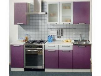 Кухонный гарнитур прямой Виалета - Мебельная фабрика «Московский мебельный альянс»