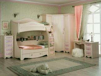 Детская Николь - Мебельная фабрика «Фавор»