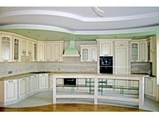Кухня из массива дуба  - Мебельная фабрика «Мебель Продакшн (Мастерская мебели)»