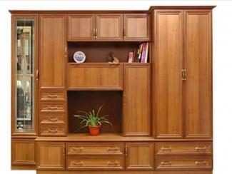 Гостиная стенка Дебют-1 ЛДСП - Мебельная фабрика «Гамма-мебель»