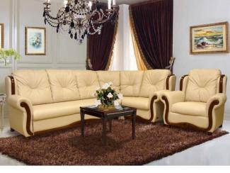 Угловой диван Злата - Мебельная фабрика «Ахтамар»
