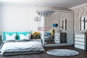 Спальня Мюнхен - Мебельная фабрика «Вестра»