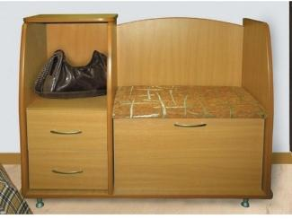 Тумба обувная - Мебельная фабрика «Долес»