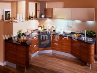 Кухонный гарнитур угловой CASSANDRA - Мебельная фабрика «Энгельсская (Эмфа)»