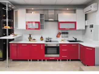 Кухня угловая Люкс - Мебельная фабрика «Слон»