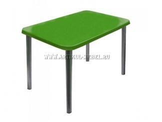 Обеденный стол Обвязка Дуолит 120х80