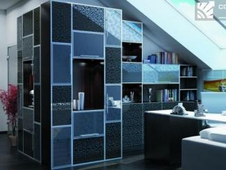 Шкаф - купе угловой 8 - Мебельная фабрика «Солнечная ладья»