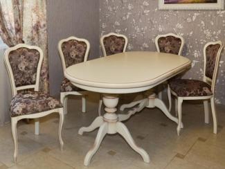 Стол обеденный  - Мебельная фабрика «Мастерская Мебели БАРОККО», г. Краснодар